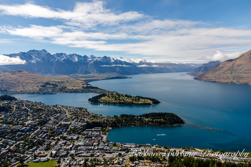Overview of Queenstown
