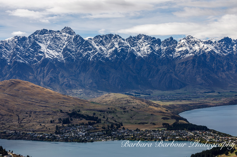 Queentown and the Remarkables