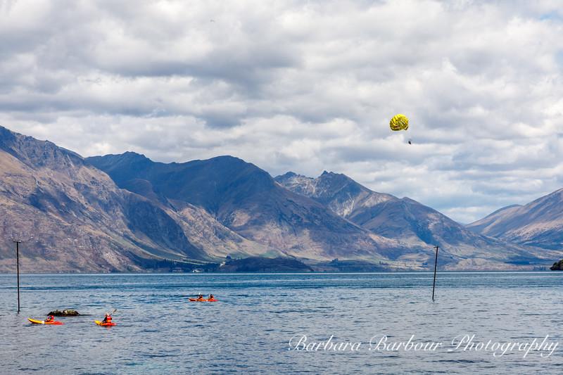Sports in Queenstown