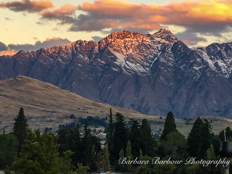 The Remarkables, Queenstown, NZ