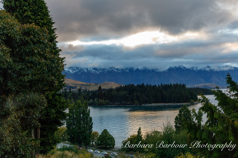 Southern Alps, NZ
