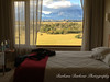 Room with a view at Torres del Paine National Park, Chile