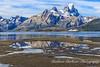 Aguila Glacier, Patagonia, Chile