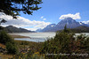 View of Torres del Paine National Park, Chile