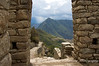 Sun Gate Entrance to Machu Picchu, Peru