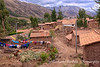 village above Cusco