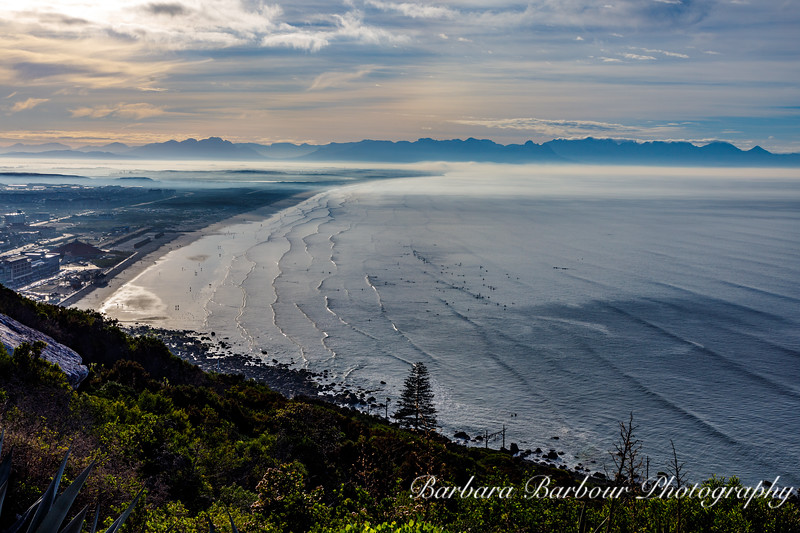 Muizenberg Beach, near Cape Town