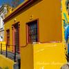 Graffiti in Bo Kaap