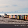Beach Boxes, Muizenberg Beach, near Cape Town
