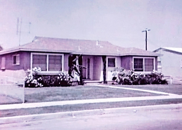 1954 - Mission Hills house-about 1954 copy