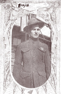 Rogers, Clarence Eugene Sr-1918-WWII