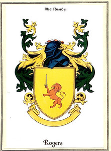 rogers coat of arms copy