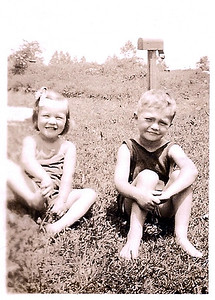 1933 - gene and evella