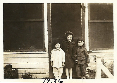 1936 - Evella, billy, nancy