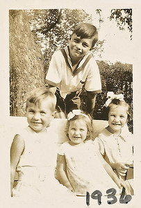 1936- gene, evella, billy, nancy