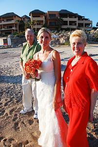 Gene, Nicole and Paula