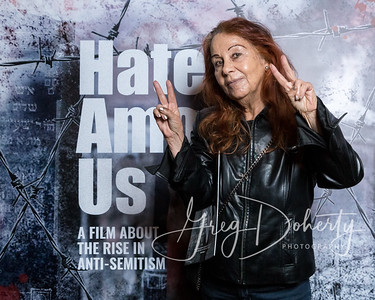 "Special Screening of ""Hate Among Us"" at the Holocaust Museum"