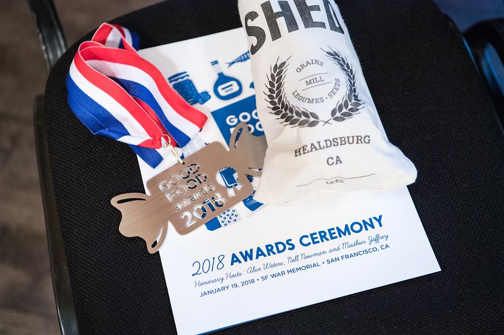 2018 Good Food Awards