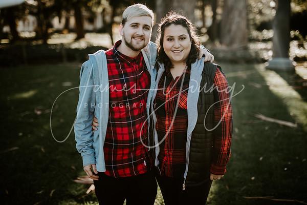 Melanie and Tyler