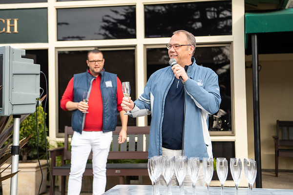 Celebrity Chef + Winemaker Golf Tournament