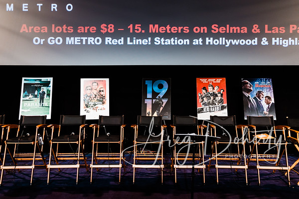 The Art of Production Design: A Panel Discussion with the 2020 Oscar Nominees