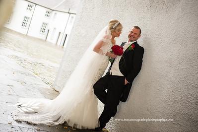 Catherine and Tom's Wedding Day