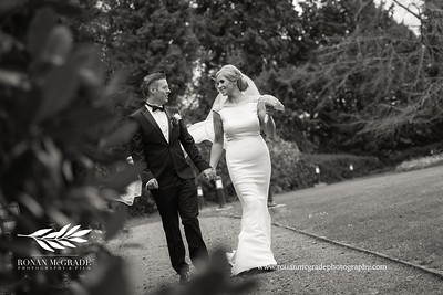 Catriona and Darren's wedding day.  © Ronan McGrade | www.ronanmcgradephotography.com