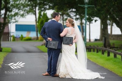Photographs from Rachel and Colin's wedding day