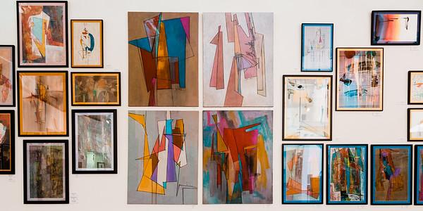ADG Presents 'Stan Johnson - Let Shape Color Form'