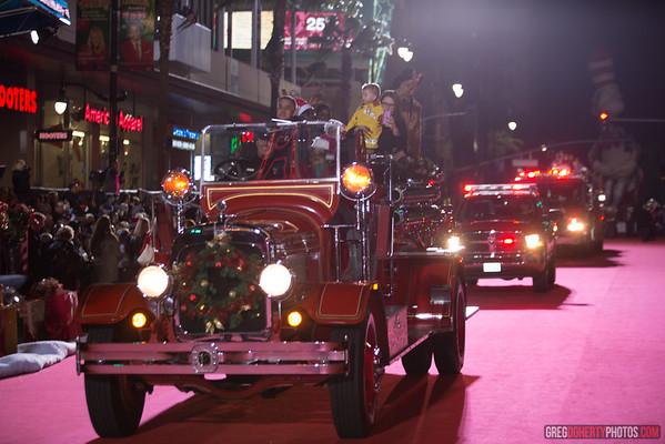 The 2015 Parade Hollywood Christmas Parade