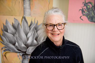 Betzie Bendis in studio-19