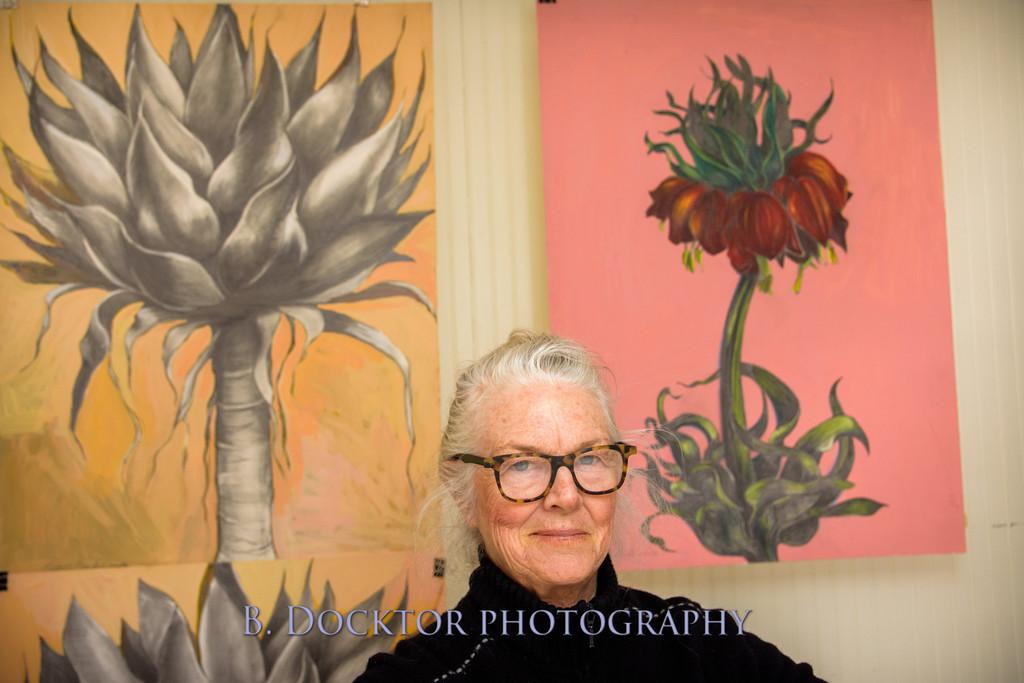 Betzie Bendis in studio-4