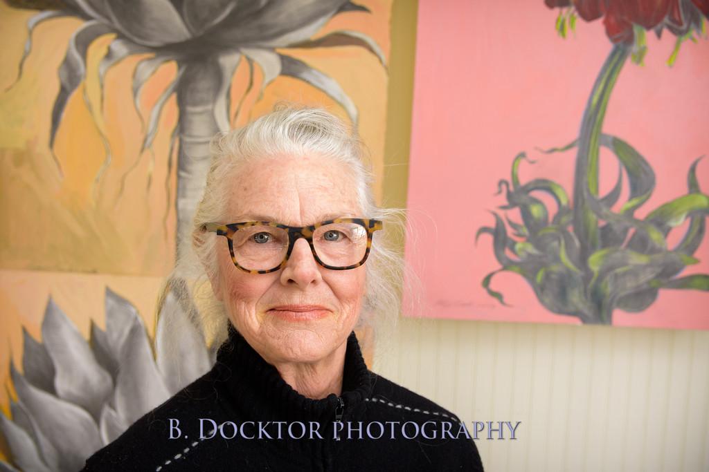 Betzie Bendis in studio-20