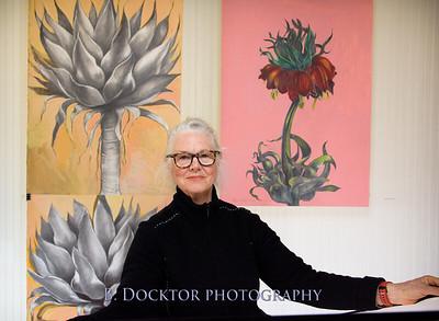 Betzie Bendis in studio-11