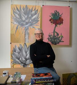 Betzie Bendis in studio-23