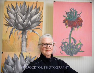 Betzie Bendis in studio-16