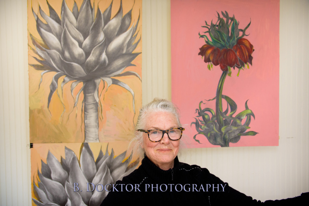 Betzie Bendis in studio-5