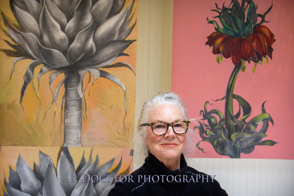 Betzie Bendis in studio-14