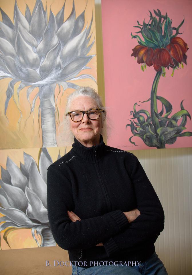 Betzie Bendis in studio-29