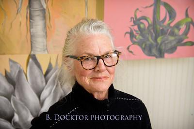 Betzie Bendis in studio-22