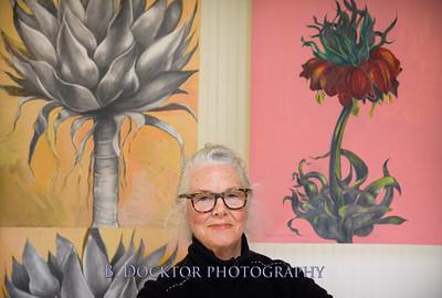 Betzie Bendis in studio-12