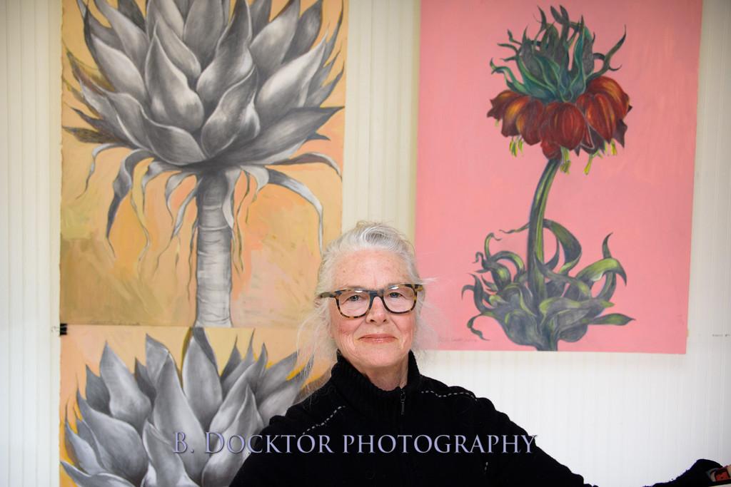 Betzie Bendis in studio-13