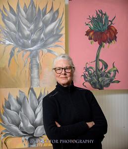 Betzie Bendis in studio-24
