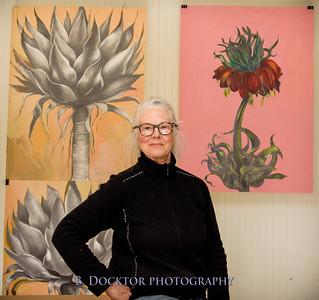 Betzie Bendis in studio-7