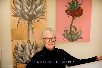 Betzie Bendis in studio-6