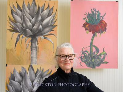 Betzie Bendis in studio-15