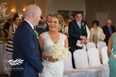 Aoibhinn and John's wedding day.   © Ronan McGrade   www.ronanmcgradephotography.com