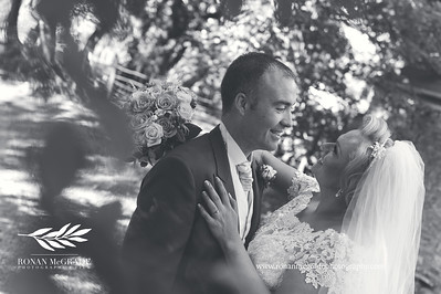 Photographs from Maeve and Colm's wedding day