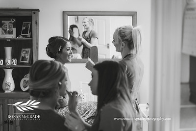 Melissa and Darren's wedding day © Ronan McGrade | www.ronanmcgradephotography.com