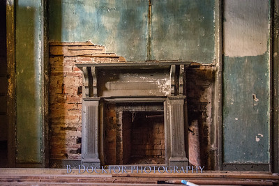 East Gate Toll House interior, Hillsdale NY